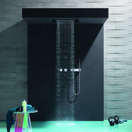Spa Solutions - eUnit Shower