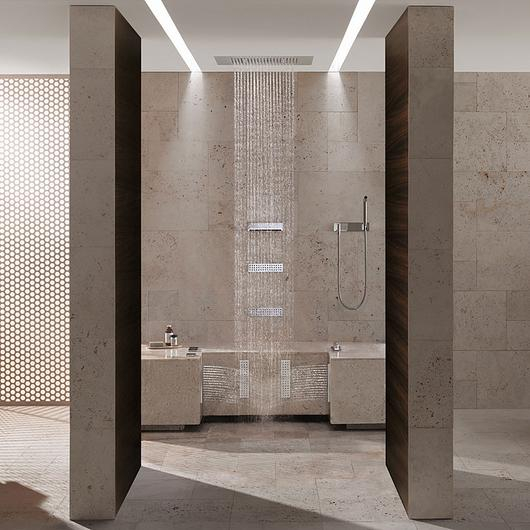 Spa Solutions - Leg Shower / Dornbracht