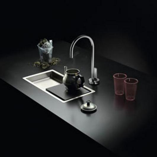 Kitchen Sinks - Brushed Stainless / Dornbracht