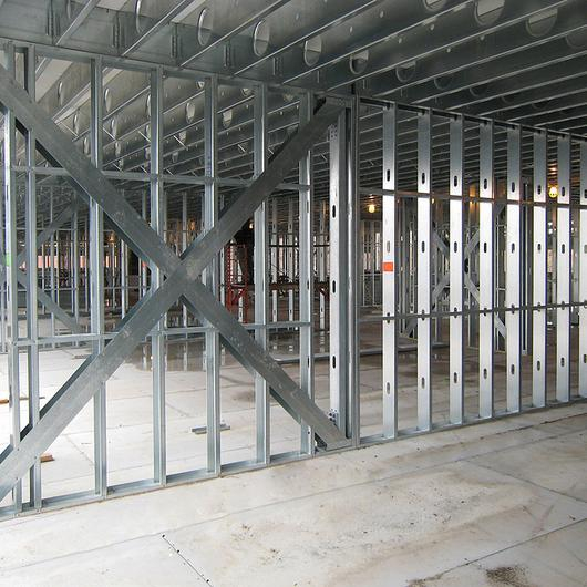 CrocStud Steel Stud Framing Systems / Studco