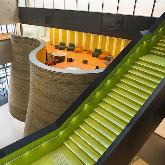 Studco in Monash University – Learning and Teaching Building / Studco