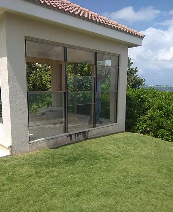 Panora Kinetic Glass Balcony