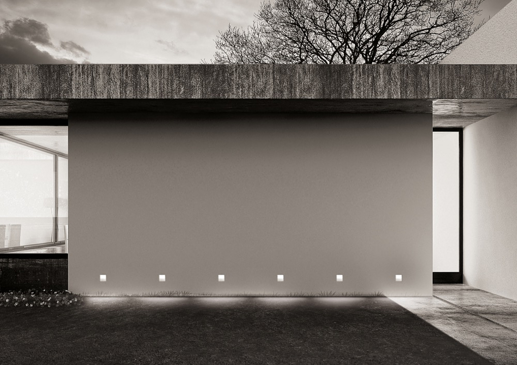 Recessed Lights - Ghost for Insulation Panels