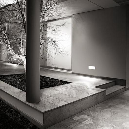 Recessed Lights - Ghost for Construction Materials