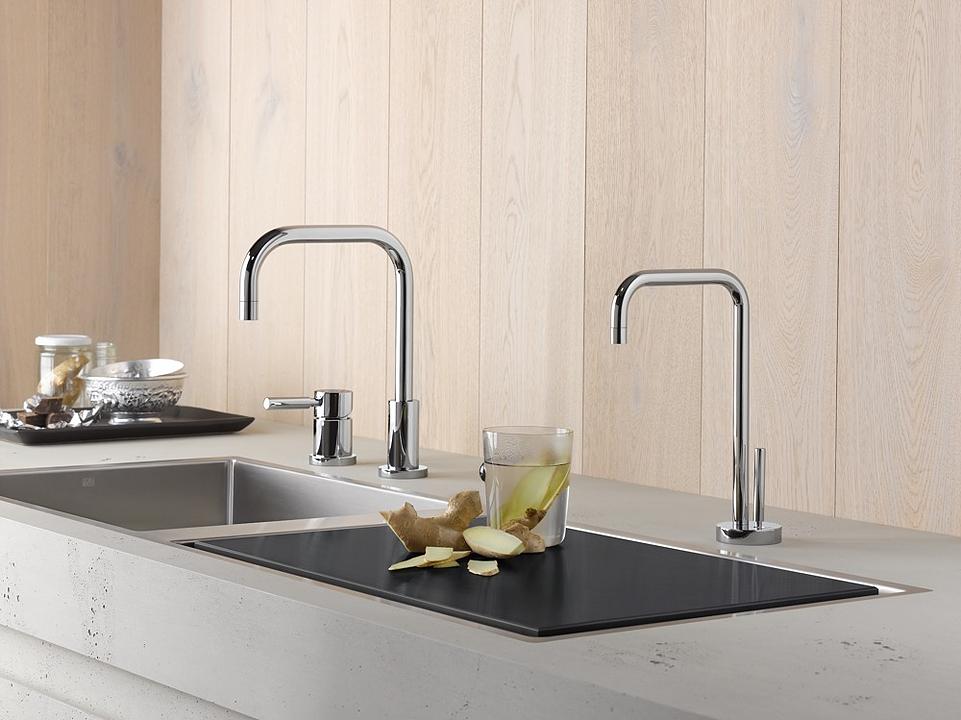 Amazing Kitchen Fittings Meta 02 From Dornbracht Beutiful Home Inspiration Xortanetmahrainfo