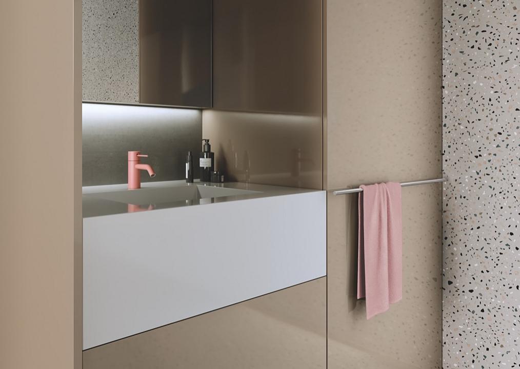 Bathroom Fittings - Meta
