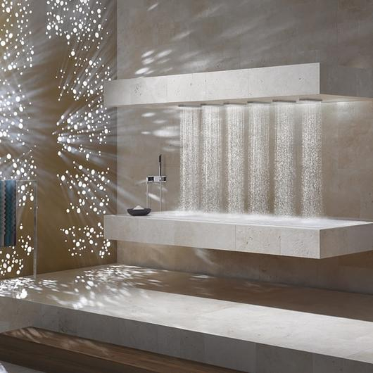 Spa Solutions - Horizontal Shower / Dornbracht
