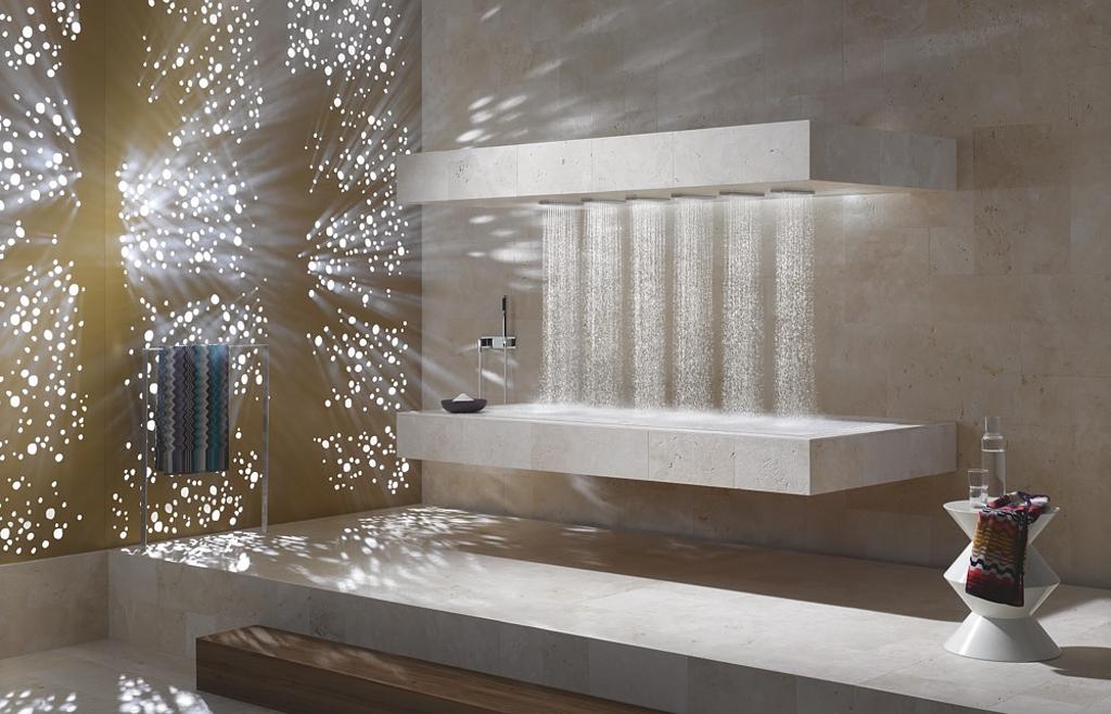 Spa Solutions - Horizontal Shower