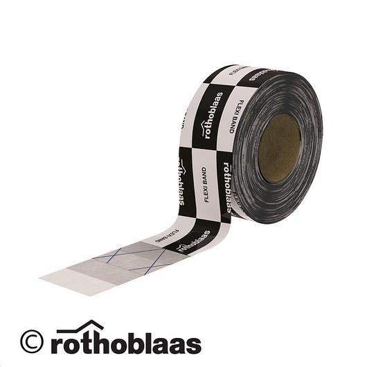 Fita monoadesiva universal de alta adesividade FLEXI BAND / Rothoblaas
