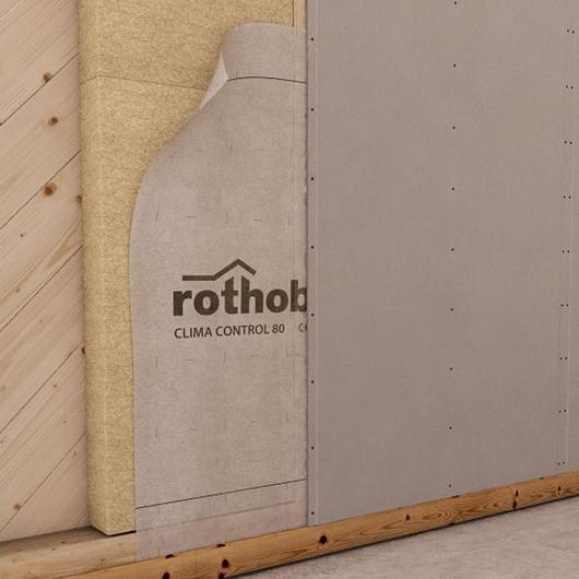 Variable Diffusion Membrane - CLIMA CONTROL / Rothoblaas