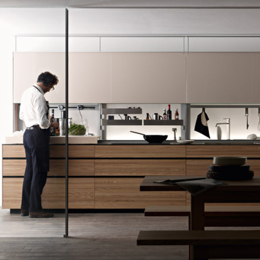 Kitchen Cabinets - New Logica System
