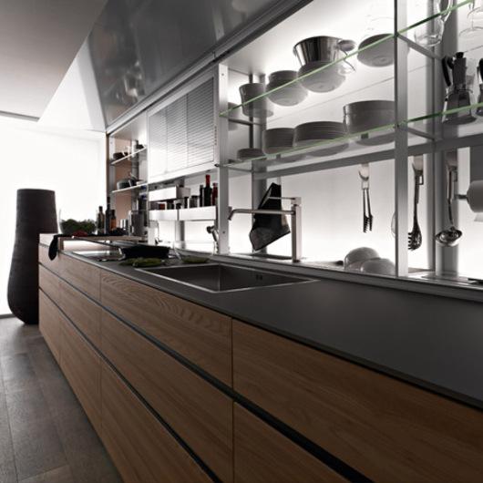Valcucine Kitchen Cabinets