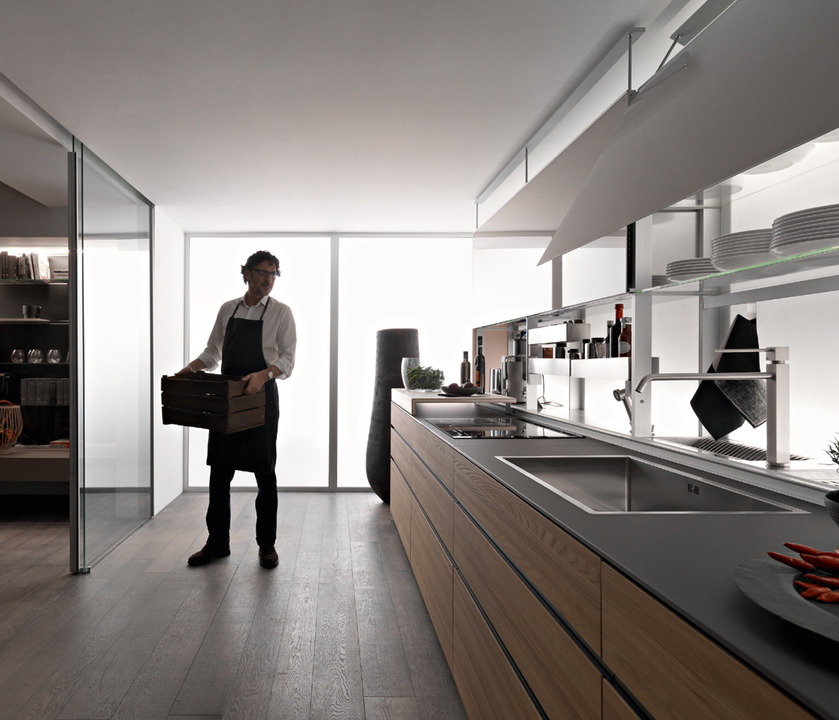 Gallery of Kitchen Cabinets - New Logica System - 4