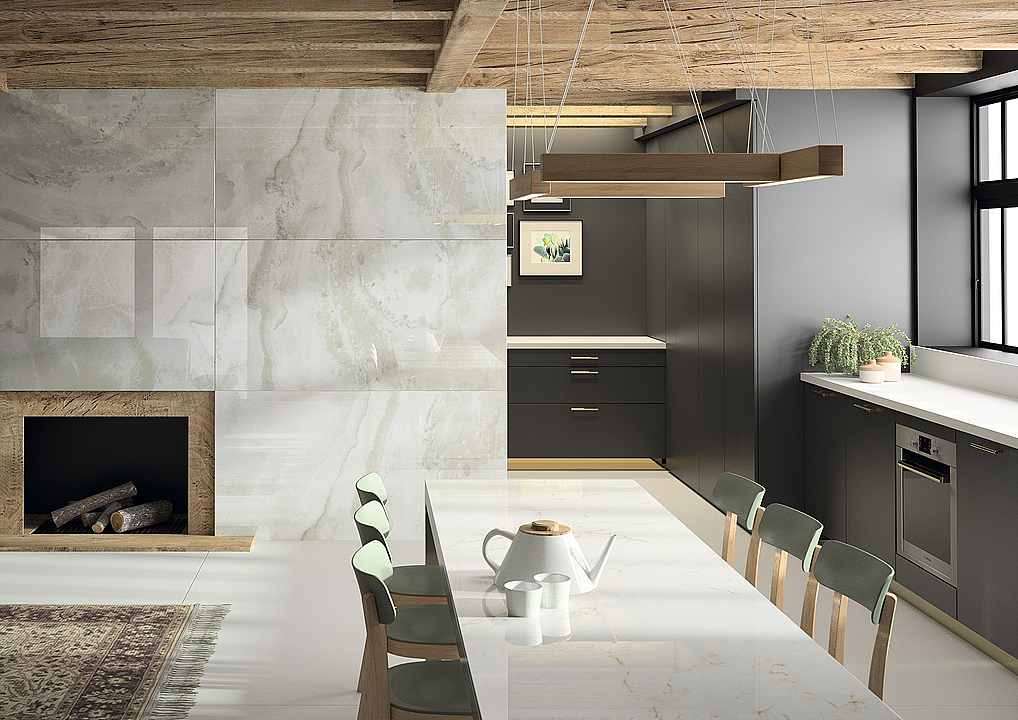 Surfaces - Dekton® XGloss Natural Collection