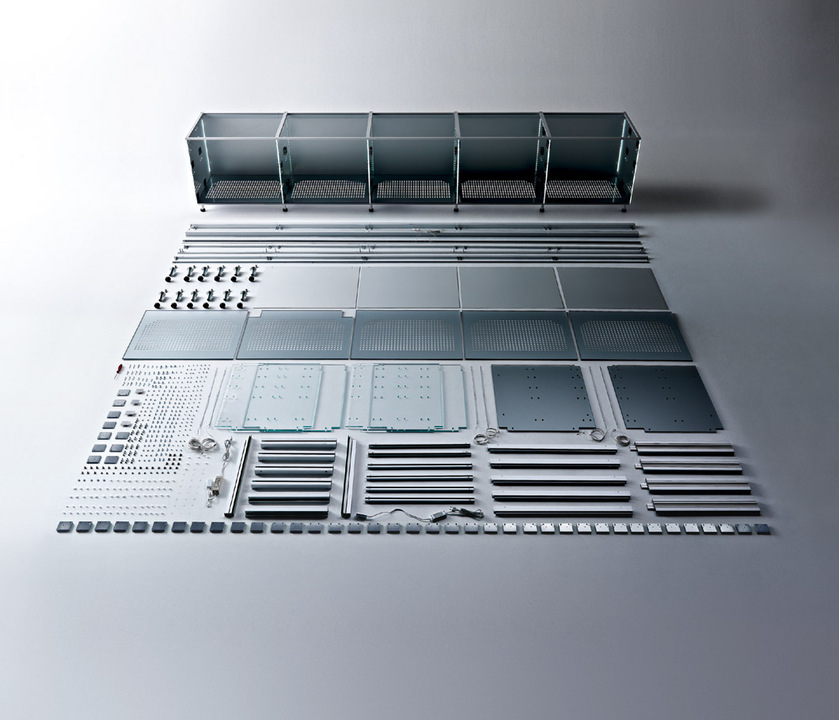 Kitchen cabinet system - Invitrum