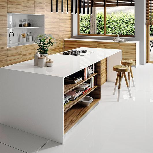 Cladding - Silestone® Iconic Series / Cosentino