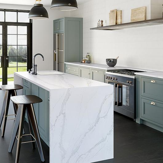 Surfaces - Silestone® Eternal Collection / Cosentino