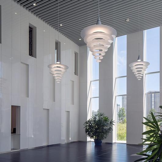 Pendant Lamps - Enigma / Louis Poulsen