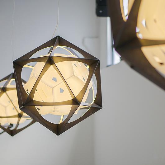 Pendant Lamps - OE Quasi / Louis Poulsen