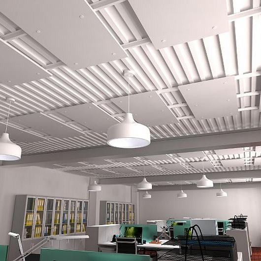 Invisacoustics™  Plafones Acústicos / Armstrong Ceilings