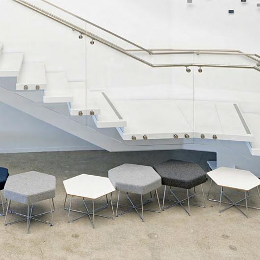 Mobiliario en Aeropuertos / Herman Miller