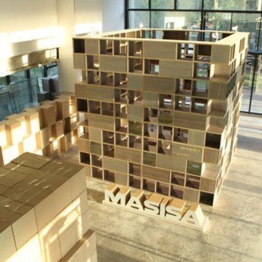 MASISA en Stgo. Diseño 2013 de la mano de Felipe Assadi