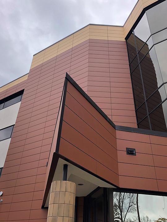 NeaCera Rainscreen Façade System Renovations