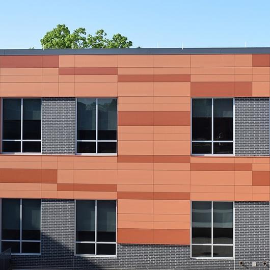 NeaCera Rainscreen Façade System in Schools