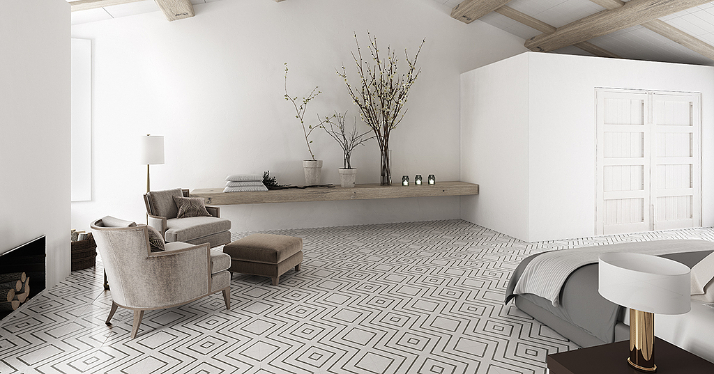 Floor Tiles - Encaustic 2.0