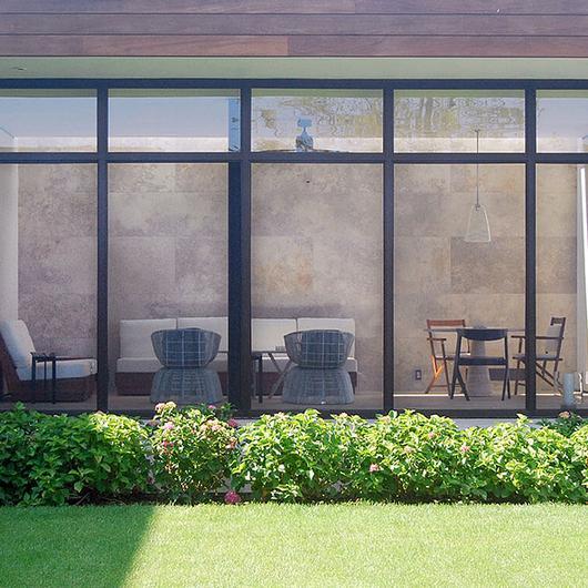 Thermal Aluminum Window Wall - TC470 / Arcadia Custom