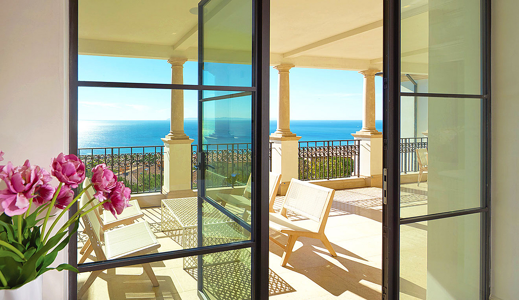 Thermal Steel French Doors - TSX5200