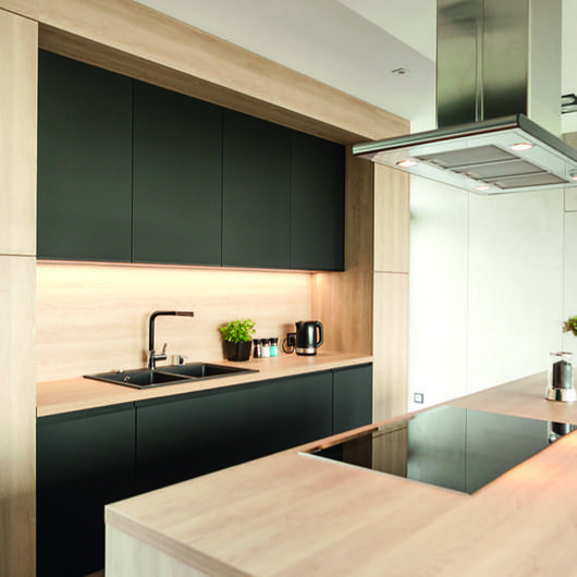 EGGER Surfaces in Kitchen Underwood / EGGER