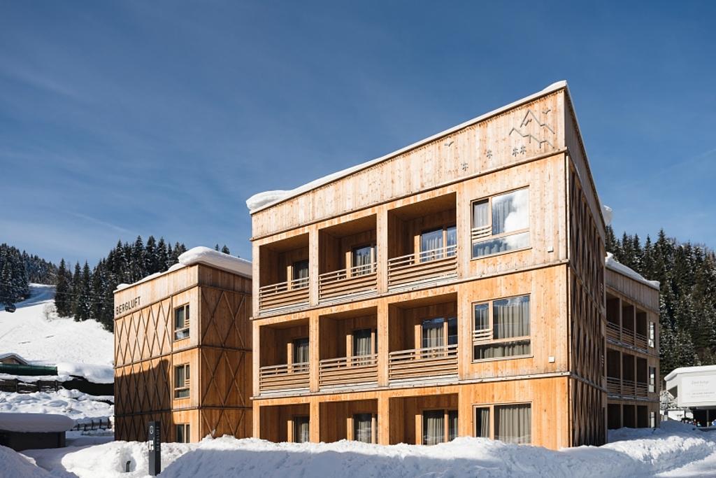 EGGER OSB & DHF in Hotel Tirol Lodge Ellmau