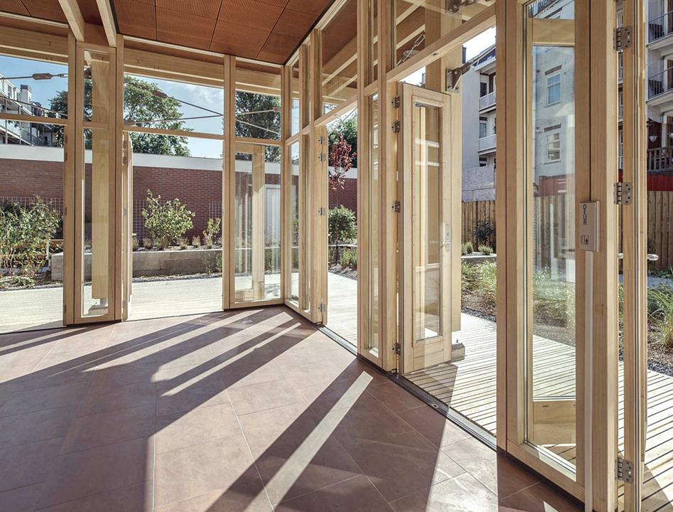 Accoya Wood Windows and Doors