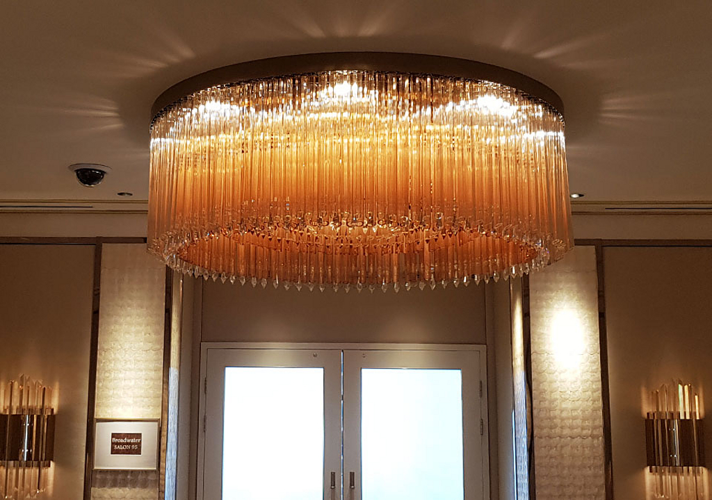 Bespoke Luminaires for The Darling at The Star Gold Coast