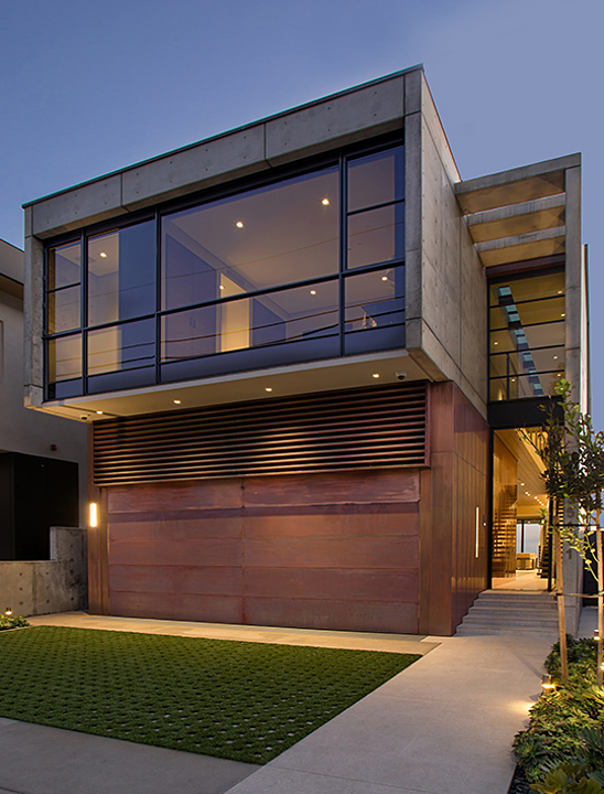 Thermal Steel Window Wall