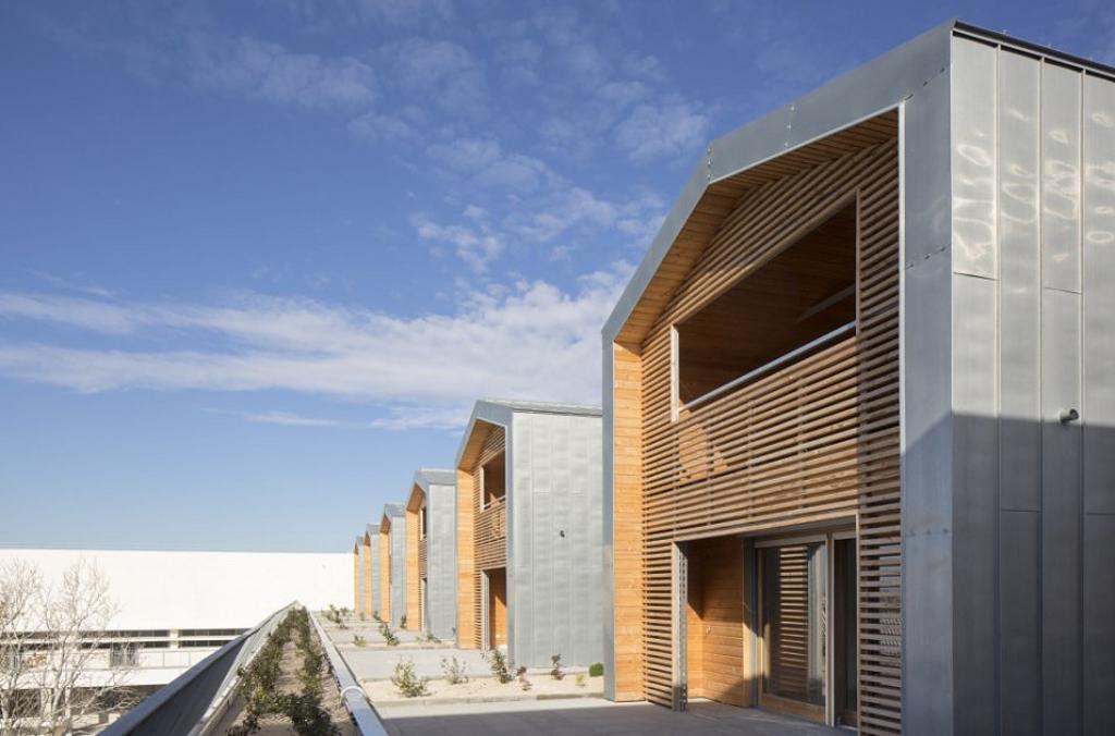 Roof Panel - Standing Seam