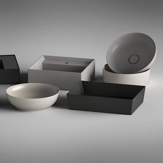 Lavamanos línea Platinum / Accesorios  y Acabados