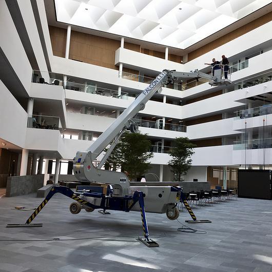 Falcon Spider Lift FS 320 / Falcon Lifts