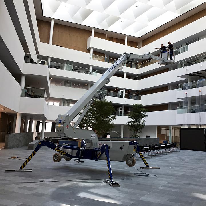 Falcon Spider Lift FS 320