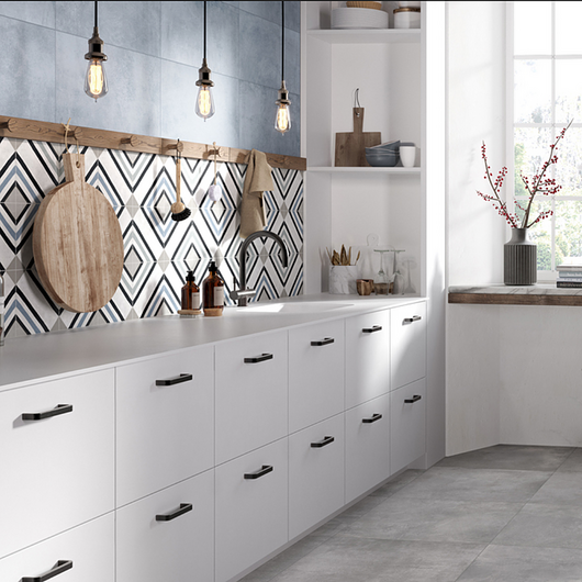 Ceramic Tiles in Kitchens / Ceramica Rondine