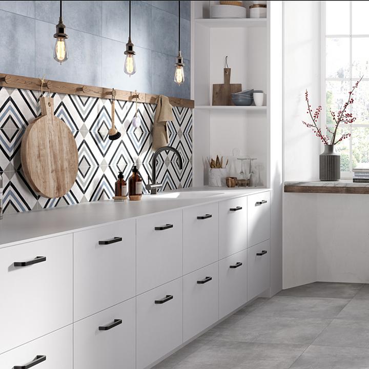 Ceramic Tiles In Kitchens From Ceramica Rondine