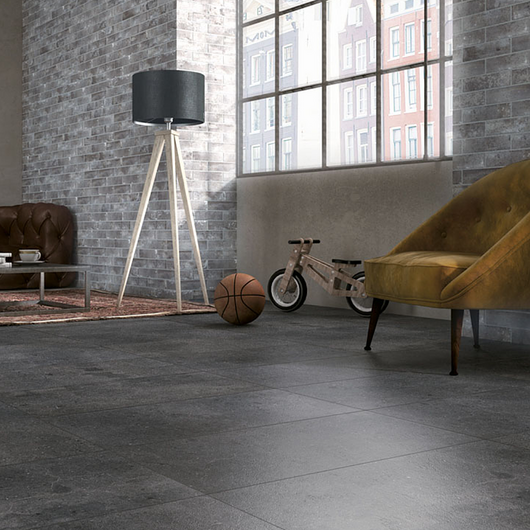 Porcelain Tiles in Residential Flooring / Ceramica Rondine