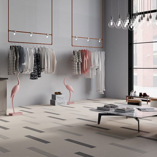 Porcelain Tiles in Commercial Applications / Ceramica Rondine