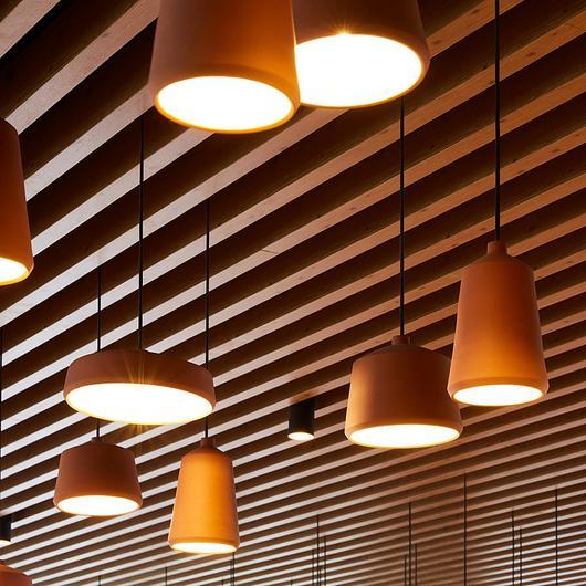 Aluminium Battens – Timber-Look Wrap
