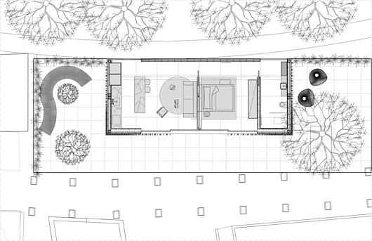 Projeto Casa Container, na Casa Cor 2019 | Projeto: Marilia Pellegrini | Foto: Alexandre Liporoni