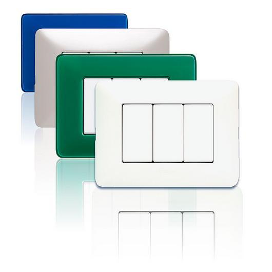 Interruptores y placas - Mátix / Bticino-Legrand Perú