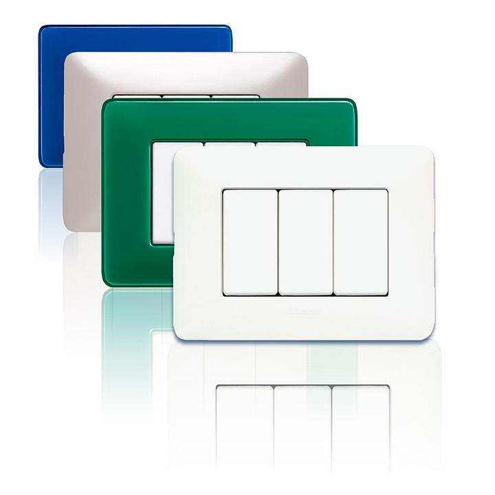 Interruptores y placas - Mátix