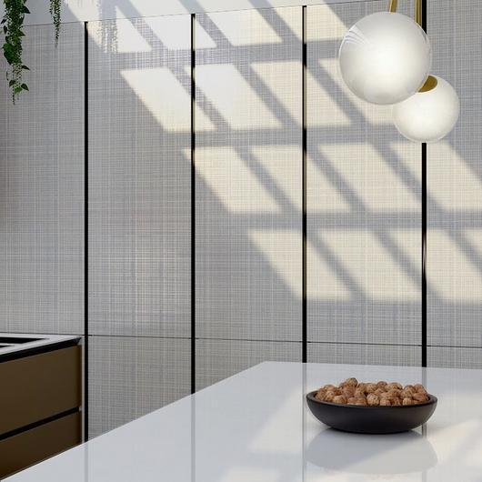 Interior Metal Cladding – Ivory