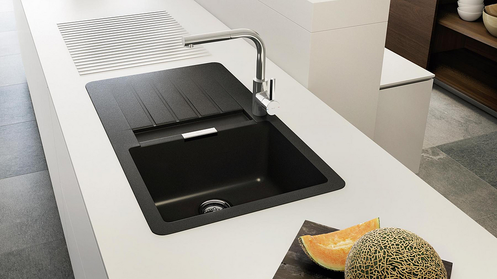 Lavaplatos Quarzex® / Roca